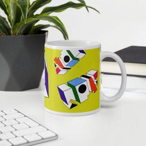 ATOM ♦ Lime Mug
